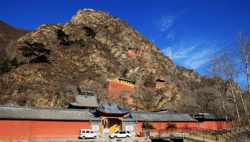 栖贤寺-五台山景点