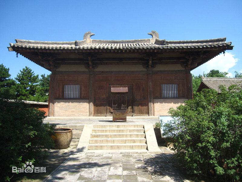 南禅寺-五台山景点